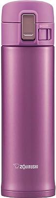 象印 ( ZOJIRUSHI ) 水筒 直飲み ステンレスマグ 480ml ライラック SM-KB48-VJ