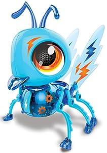 Build a Bot Construir un Bote Ant Robot Bug