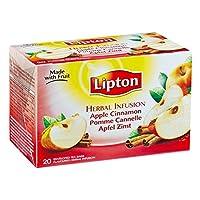 LIPTON(Apple Cinnamon) アップルシナモン - 20×8=160個 - 並行輸入品