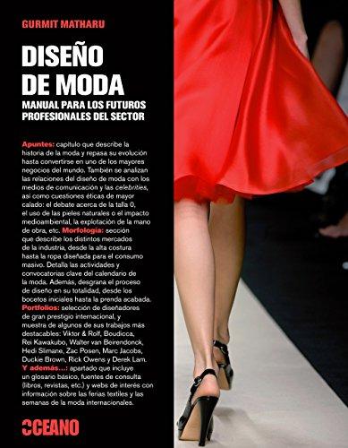 Diseño de moda: Manual para los futuros profesionales del sector