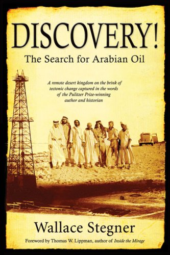 Discovery! The Search for Arabian Oil