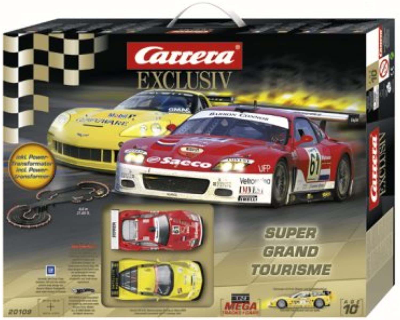 Carrera 20020109 - Exclusiv Super Grand Tourisme