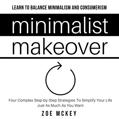 Minimalist Makeover audiobook cover art