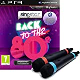 Singstar PS-3 Back to the 80's AT Bdl. inkl. wireless Singstar Mics [Edizione : Germania]