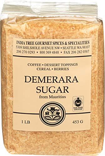 India Tree, Sugar Demerara, 16 Ounce