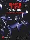 Real Time Drums (IT) metodo base per batteria + CD