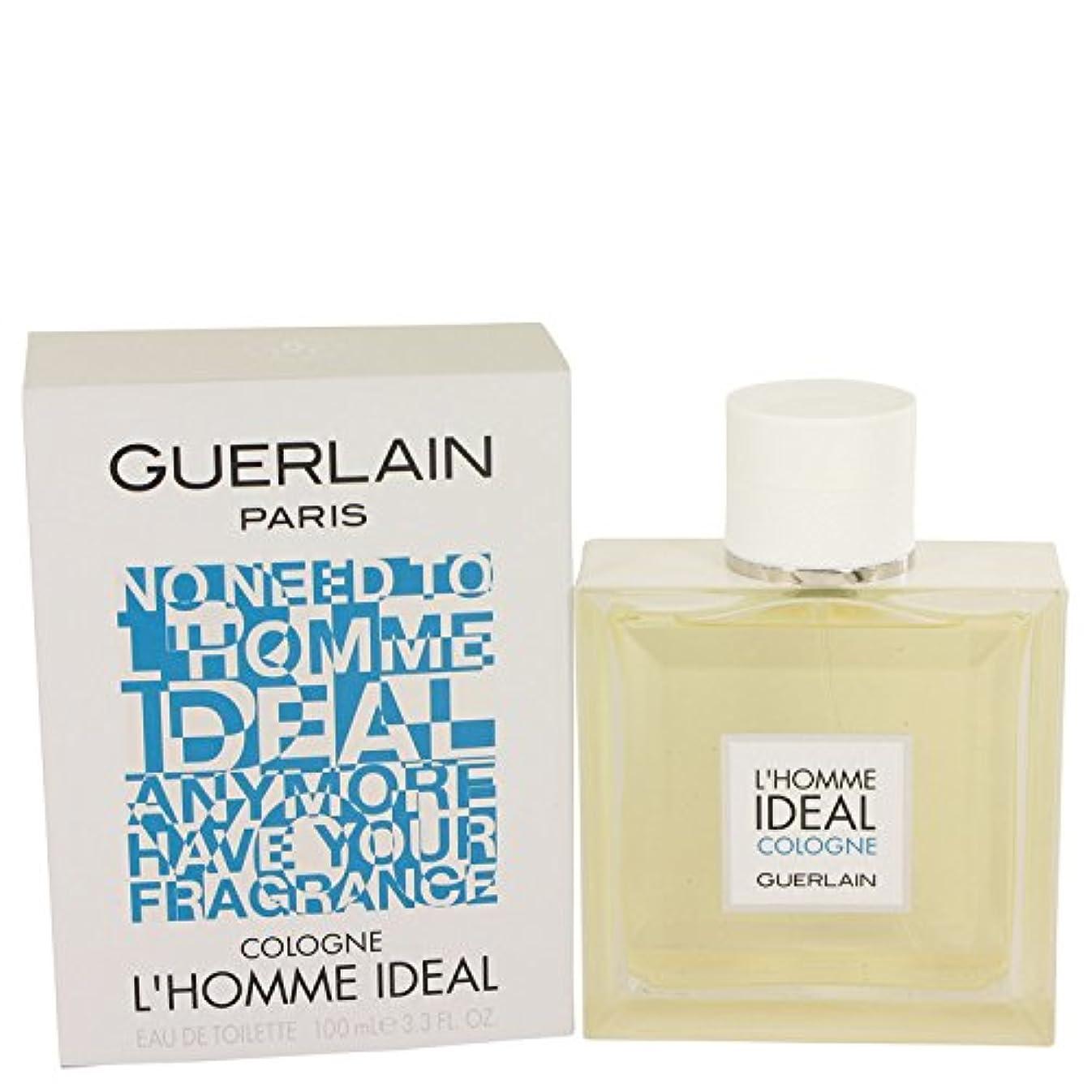 南与える車両L'homme Ideal Cologne Eau De Toilette Spray By Guerlain