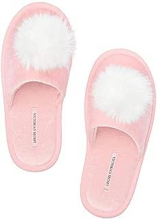Victoria's Secret Pom Pom Pretty Slippers