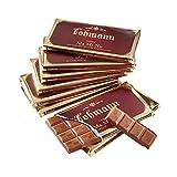 Lohmann- Mandel-Milch-Nuss-Schokolade - 10x100g
