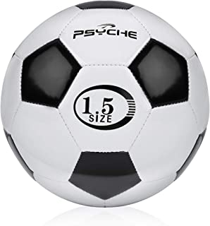 Wisdom Leaves Mini Soccer Ball for Kids/Toddlers, Small...