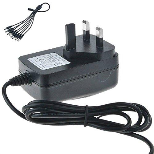 AC Adapter For CenturyLink Technicolor C2000T Wireless Modem Power Supply Cord