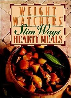 Weight Watchers Slim Ways Hearty Meals