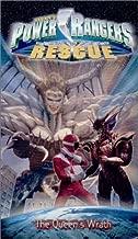 Power Rangers Lightspeed Rescue - The Queen's Wrath VHS
