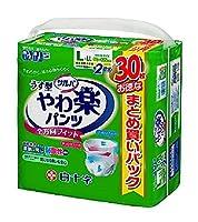 サルバ やわ楽パンツ L-LLサイズ30枚【3個セット(ケース販売)】