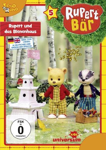 Rupert Bär 5 - Rupert und das Bienenhaus
