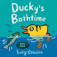 Ducky's Bathtime (Bath Book)