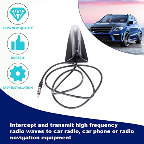 Aintier Compatible with 1994-2010 Dodge Ram 1500 AM/FM Radio Car Antenna Replacement Antenna