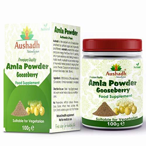 Amla Fruit (Gooseberry) Powder 100grm