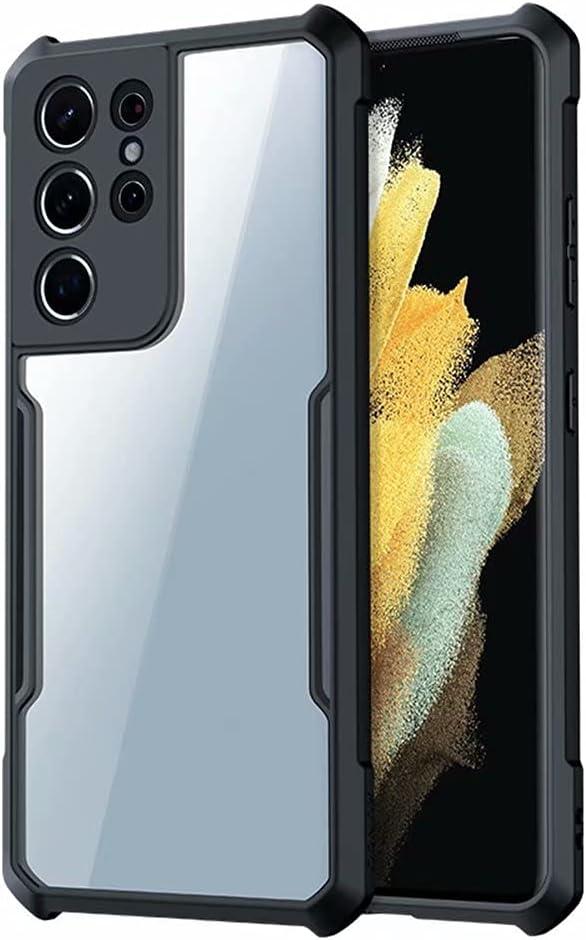 جراب Doao Samsung Galaxy F02s من السيليكون الناعم المقاوم للصدمات غطاء رقيق متوافق مع ، غطاء لوحة شفافة ناعمة وعرة لهاتف Samsung Galaxy F02s - أسود