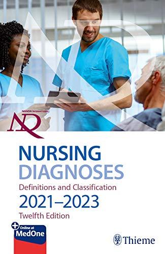 NANDA International Nursing Diagnoses: Definitions & Classification, 2021-2023 (English Edition)
