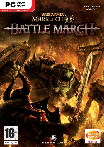 Warhammer - Mark of Chaos: Battle March [DVD-Rom]