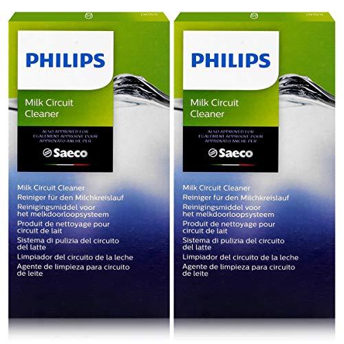 Saeco CA6705/60 Milchkreislauf Reiniger für Kaffeevollautomaten 12g (2er Pack)