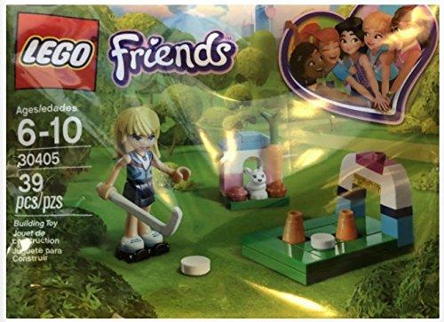LEGO Friends 30405 Stephanie's Hockey Practice Polybag Beutel NEU