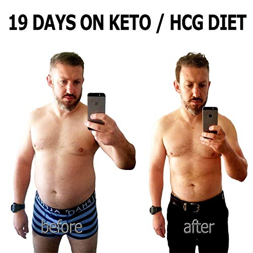 Ketone Keto Urine 150 Test Strips. 3 Resealable Foil Packs of 50 Strips Each. Look & Feel Fabulous on a Low Carb Ketogenic or HCG Diet. Accurately Measure Your Fat Burning Ketosis Levels.