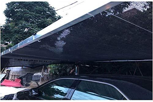 SH Protector Solar Coche protección de Borde Lona Tienda Impermeable Protector Solar Gruesa Lona de Tela de Camuflaje al Aire Libre Lluvia de Tela Impermeable de Tela de Camuflaje Selva