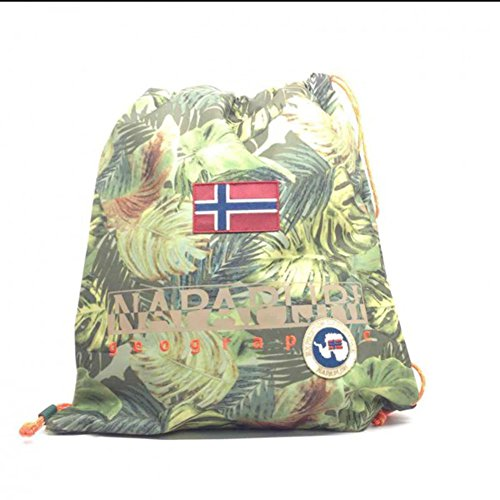 Gym backpack   Napapijri North Cape   5ANN3R22-Green