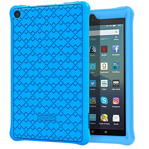 cover tablet amazon fire MoKo Smart Cover per Amazon Fire 7 Tablet (9th Generation