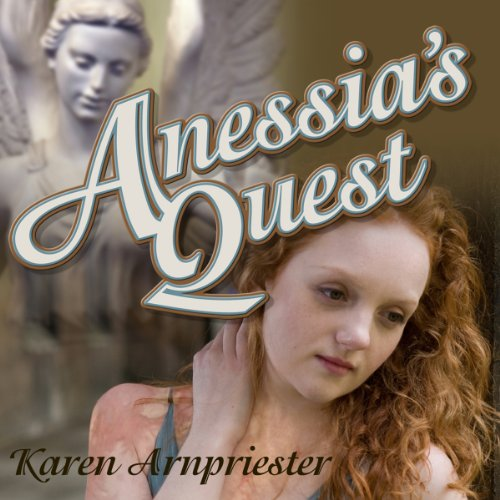 Anessia's Quest audiobook cover art
