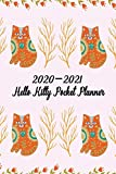 2020-2021 Hello Kitty Pocket Planner: 2-Year Monthly Calendar Planner | See it Bigger and Plan Ahead Goal and Productivity Planner | Action Plan, Time ... Better Performance, Bigger Results