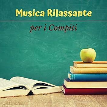 Musica rilassante per i compiti: musica per studiare, aumentare la concentrazione e l'apprendimento
