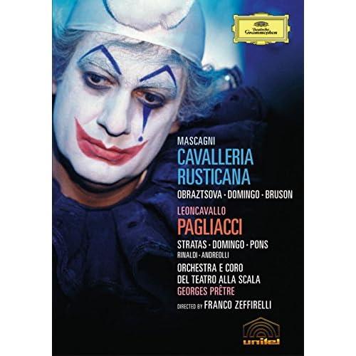 Cavalleria Rusticana ,I Pagliacci (Dvd)