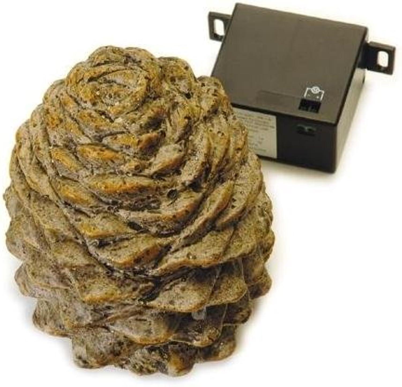 Peterson Gas Logs Decorative Pine Cone Remote Receiver Cover