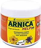 Arnica Per Cavalli Uso Umano | ARNICA HELP99 500ML | Made In Italy, Gel Arnica Montana Nat...