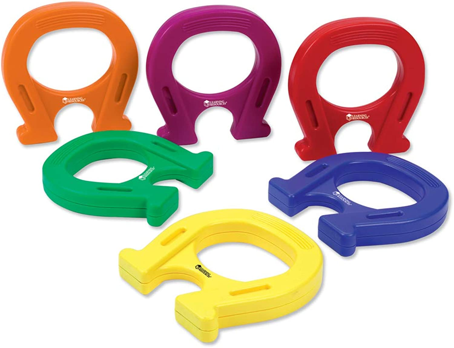 Learning Resources Horseshoe Mighty Magnet Classpack