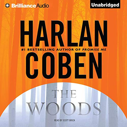 The Woods audiobook cover art