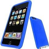 igadgitz Z5-5KX3-W4JN Etui Pochette Housse en Silicone Coque pour Apple iPod Touch...