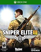 Sniper Elite III - Xbox One Standard Edition by 505 Games [並行輸入品]