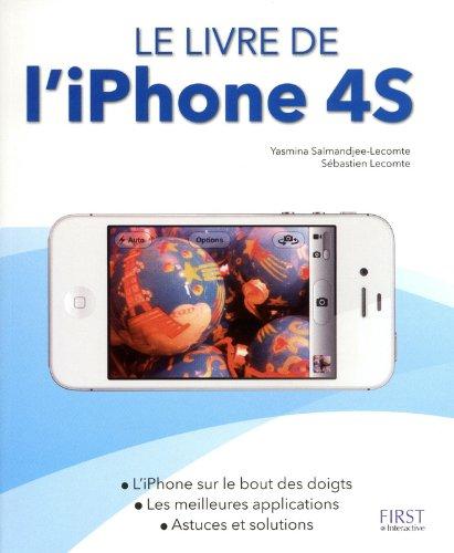 LIVRE DE IPHONE 4S