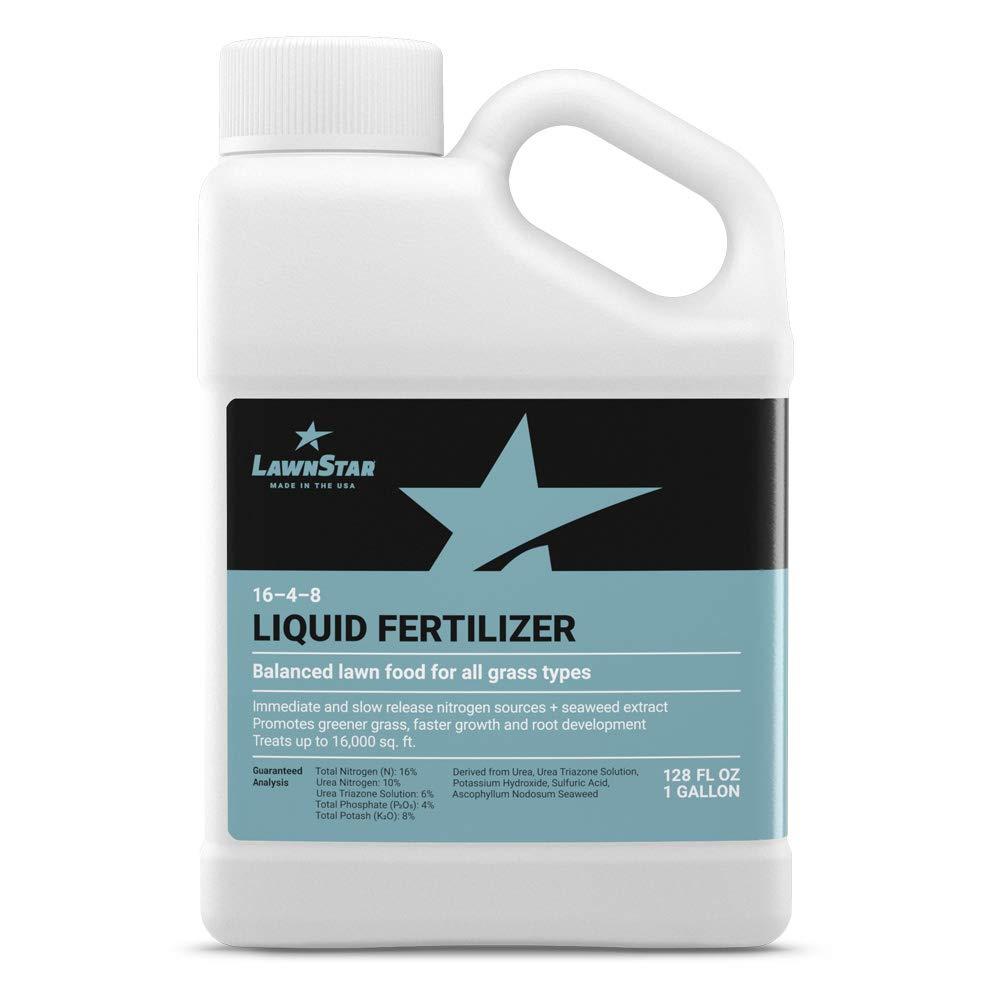 LawnStar 16 4 8 NPK Fertilizer Gallon