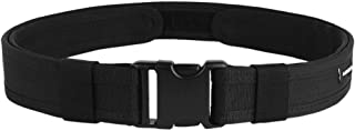 AIRSSON Duty Belt Tactical Combat Police Utility Belt 1.5 inch Strong Load Bearing with Quick Release Buckle