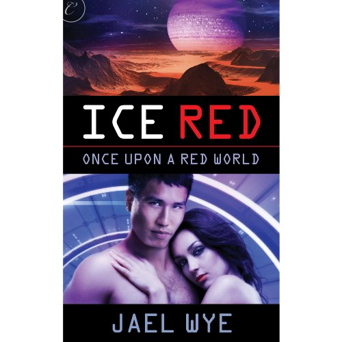 Ice Red audiobook cover art