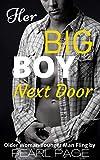 Her Big Boy Next Door: Older Woman Younger Man fling (Brief Encounters of an English Widow)