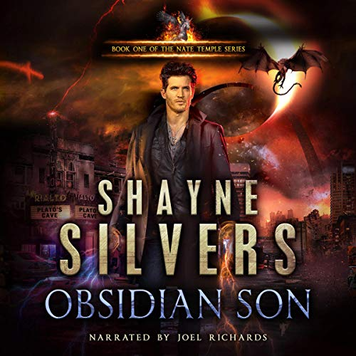 Obsidian Son: Nate Temple Series, Book 1