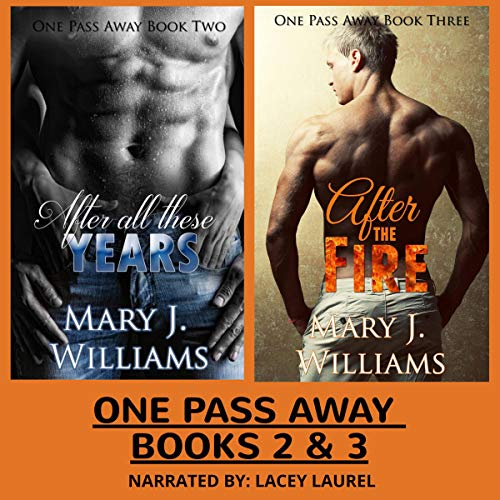 One Pass Away, Books 2 & 3 audiobook cover art