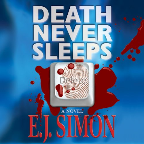 Death Never Sleeps audiobook cover art