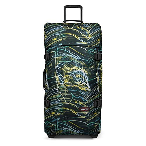 Eastpak Tranverz L Suitcase, 79 cm, 121 L, Multicolour (Blurred Lines)